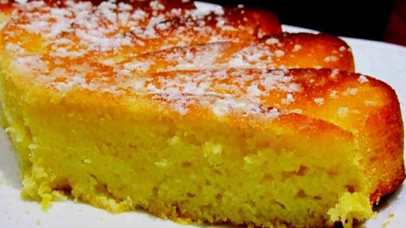 Gâteau au yaourt et au citron, vite fait, un régal !!