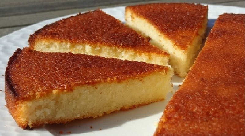 Gâteau crousti-fondant