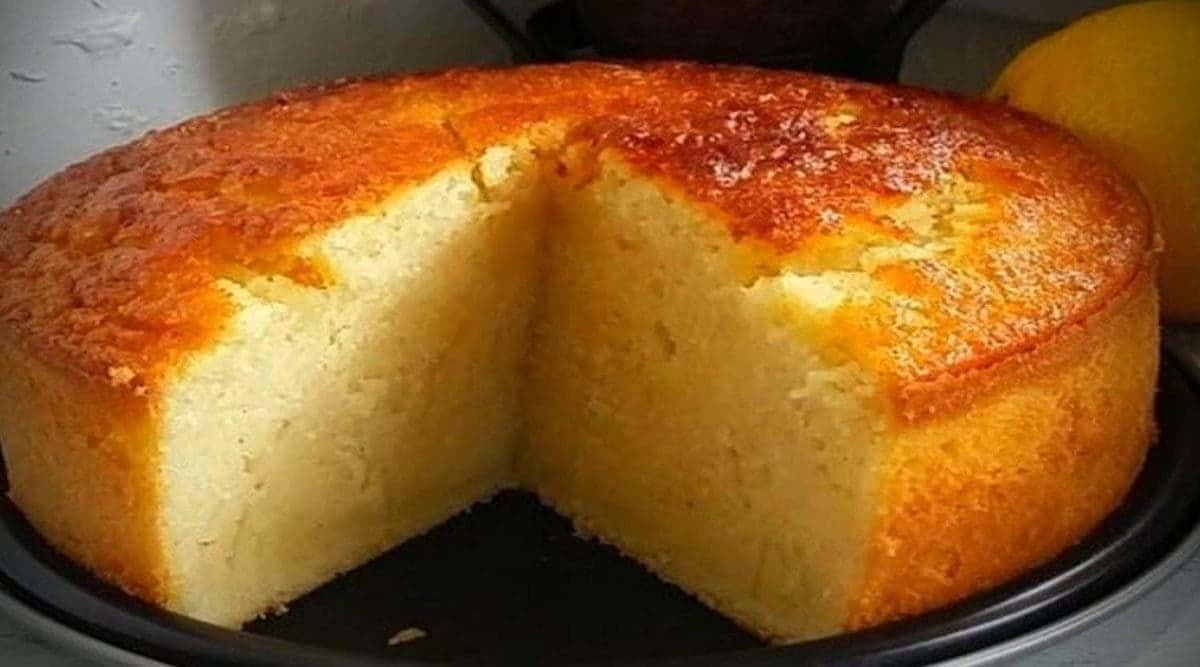 Gâteau au lait