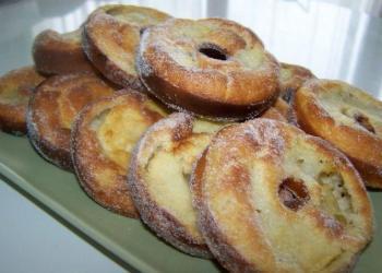 Recette Beignets aux pommes, sans friture