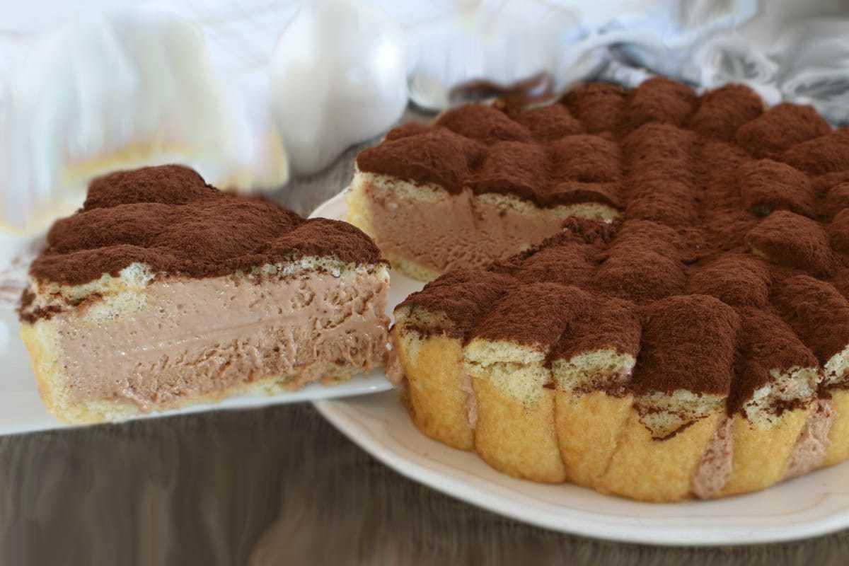 CAKE NUTELLA et PAVESINI BISCUITS