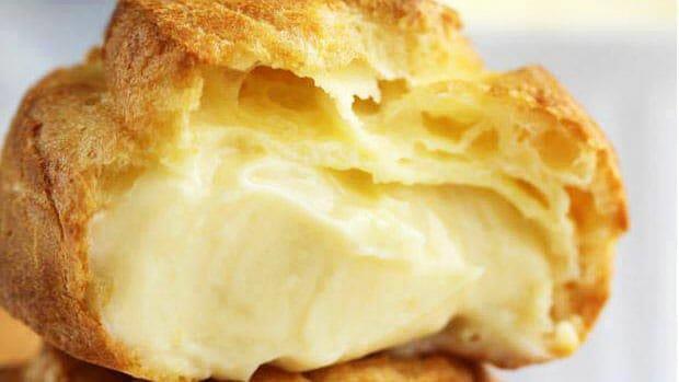 La crème pâtissière